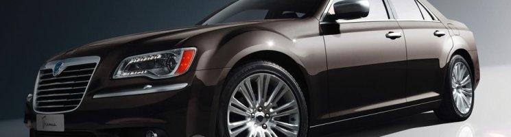 Lancia baut einen neuen 300C: Der Lancia Thema