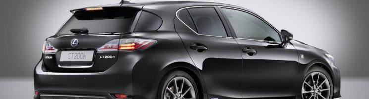 Sportlich kompakter Leckerbissen von Lexus geht bald in den Verkauf