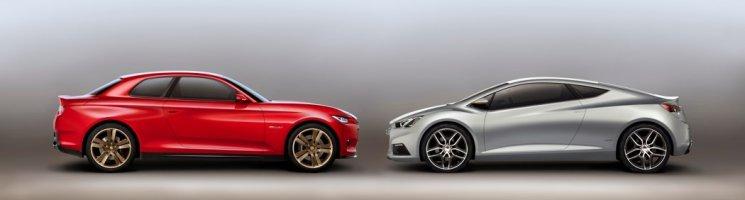 Chevrolet zeigt zwei schnittige Coupés von und für junge Leute