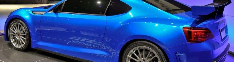Scharfe Version vom Subaru BRZ bestätigt: STI Variante wird kommen!