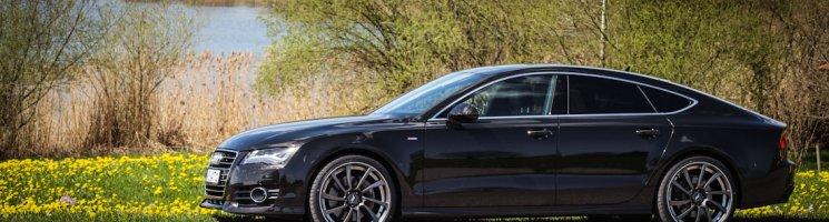 Business-Class-Rakete für die Straße: ABT Audi A7 / AS7 Fahrbericht