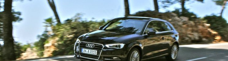 Erster Fahreindruck des neuen Audi A3 (8V)