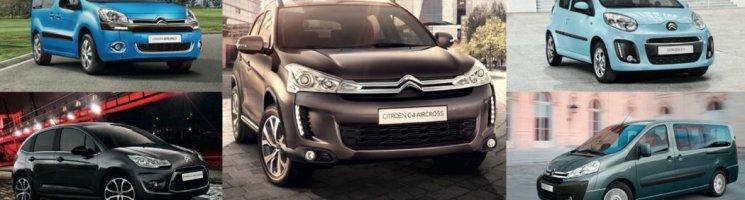 Unterwegs bei Citroën und Infiniti