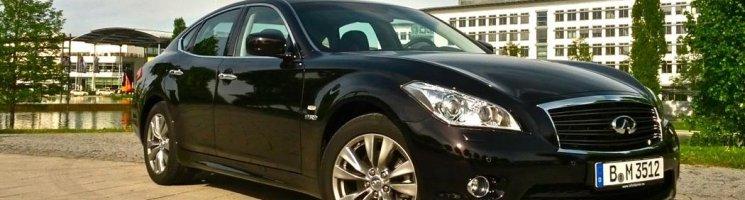 Unterwegs mit der Hybrid-Limousine Infiniti M35h – Fahrbericht