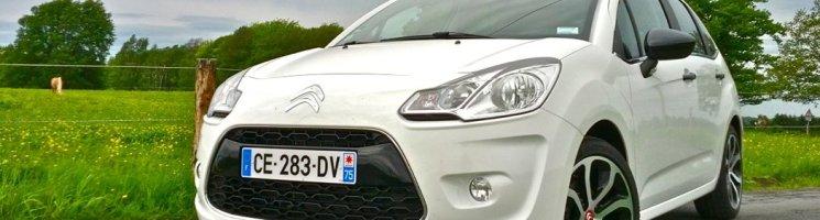 Kurz gefahren: Citroën C1 Facelift und C3 Red Block