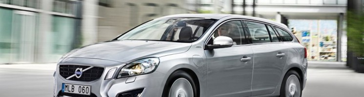 Volvo V60 Plug-In Hybrid auf der AMI – gefällt mir!