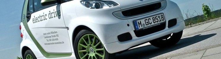 Smart electric drive geht in den Verkauf