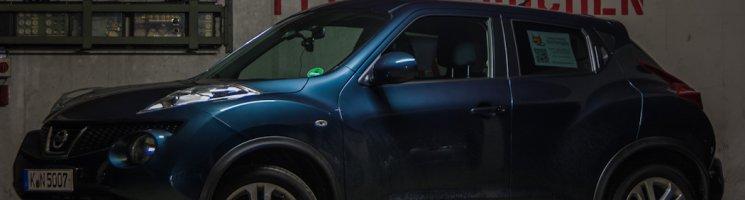 Die letzten Stunden im Nissan Juke 1.6 4×4 DIG-T