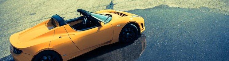 Video zum Tesla Roadster Fahrerlebnis