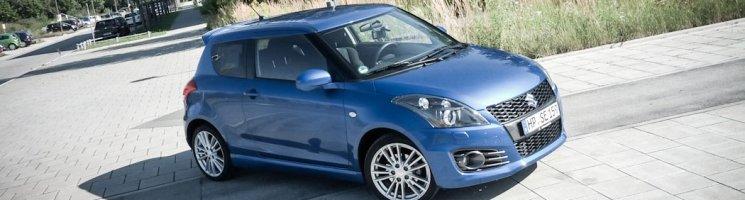 Kleiner Mann, großes Kino: Fahrbericht zum Suzuki Swift Sport
