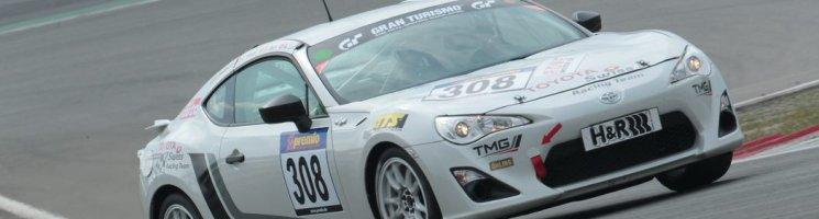 Toyota gibt mit GT86 richtig Gas: VLN Version vorgestellt
