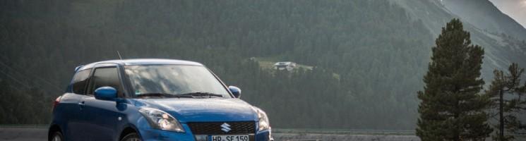 Die etwas andere Testfahrt – Suzuki Swift Sport im Härtetest