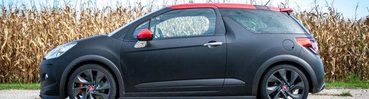 Familienausflug im Citroën DS3 Racing? Kein Problem!