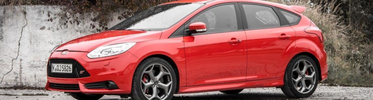 Ersteindruck: Ford Focus ST (MK3)