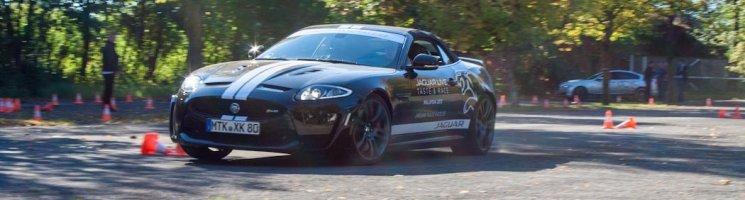 Ein Erlebnis für die Sinne: Jaguar Taste and Race in München