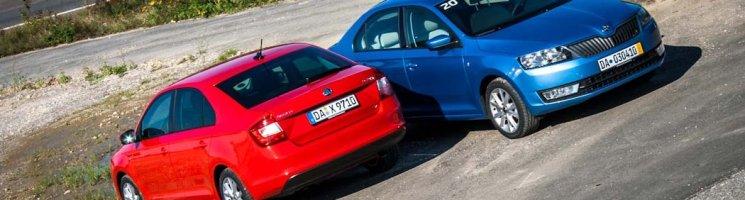So einfach kann praktisch sein – Škoda Rapid Ersteindruck