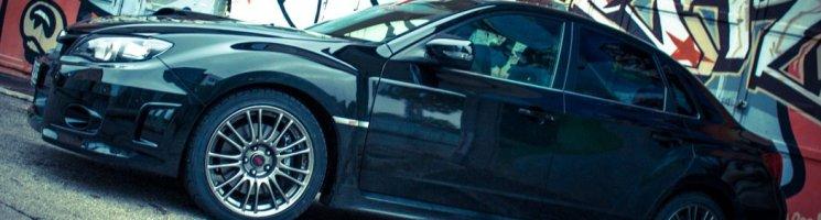 Unterwegs im Allradmonster Subaru WRX STi – Vier Räder für ein Halleluja!