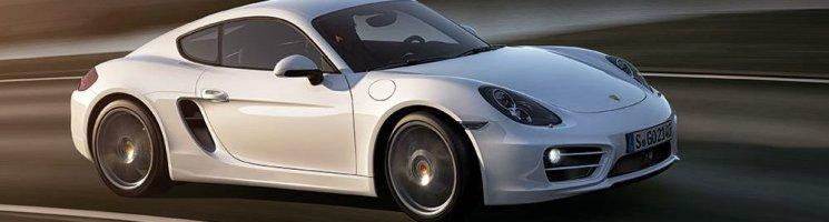 Ein Porsche, sie alle zu knechten: neuer Cayman 981 vorgestellt!