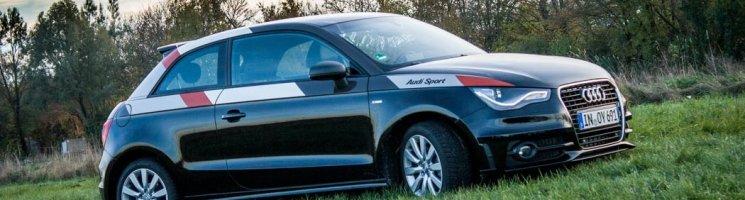 Audi A1 1.4 TFSI Fahrbericht – klein, schnell, teuer?