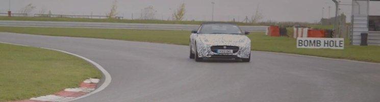Vorschlag für den Duden: Ohrgasmus und der Sound des Jaguar F-Type