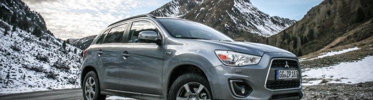 Fahrbericht Mitsubishi ASX 1.8 DI-D+ 4WD – der wahre Crossover