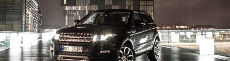 Eine Würdigung meiner Nummer 100 – Kurzeindruck Range Rover Evoque