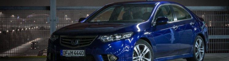 Kein Mittelmaß für die Mittelklasse: Honda Accord 2.2 i-DTEC Type S Fahrbericht