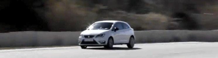 Mit dem Seat Ibiza Cupra auf der Rennstrecke – Advertorial