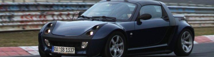 Der Smart Roadster hat Geburtstag! Happy Birthday mein kleiner!