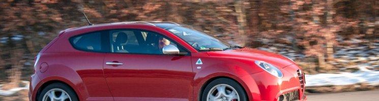 Fahrbericht Alfa Romeo MiTo QV – Kleiner Flitzer mit Herz
