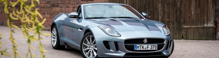 Erste Ausfahrt im Jaguar F-Type – ein echter Gentleman Racer?