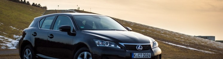 Der sachliche Kompakthybride Lexus CT200h im Fahrbericht