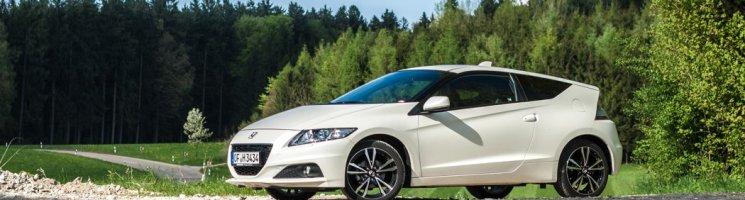 Honda CR-Z GT 1.5 IMA getestet. Der etwas andere Hybrid.