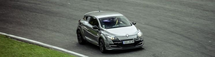 Mit Renault hart am Gas: RenaultSport Trackday auf dem Salzburgring