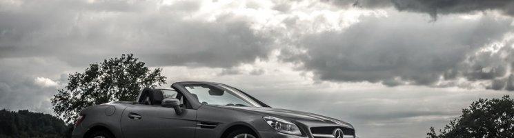 Genießer mit kräftiger Stimme: Mercedes-Benz SLK 350 im Test