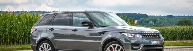 Fahrbericht: 2014 Range Rover Sport 5.0 V8 Supercharged HSE Dynamic