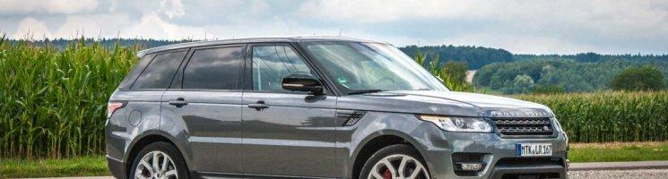 Fahrbericht: 2014 Range Rover Sport 5.0 V8 Supercharged HSE Dynamic