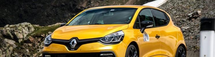 Der HipsteRS? Neuer Renault Clio IV RS 200 EDC im Test