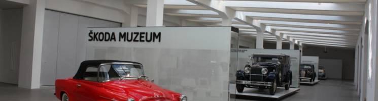 Einblicke in die Geschichte von Škoda – Škoda Museum Mladá Boleslav