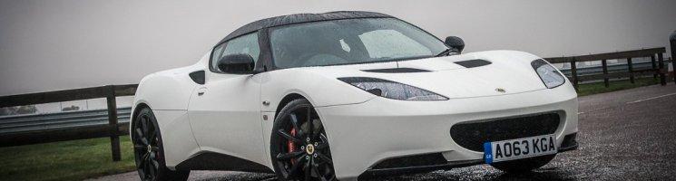 Tracktest: Lotus Evora S Fahrbericht