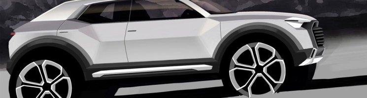 Neuer Kompakt-SUV aus Ingolstadt: Audi Q1 soll ab 2016 Markt aufmischen