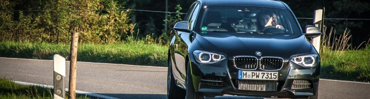 Hot Hatch done right: BMW M135i im Fahrbericht