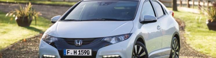 Honda Civic wird für Modelljahr 2014 weiter überarbeitet