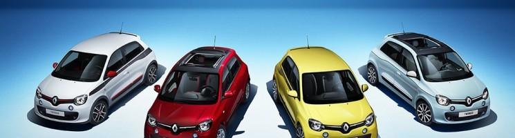 Neuer Renault Twingo III gezeigt! RS mit Heckantrieb im Anmarsch?
