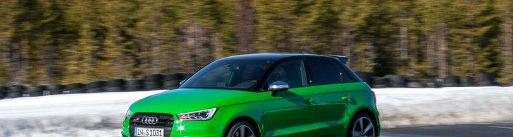 Gütesiegel: Giftzwerg! Neuer Audi S1 im Fahrbericht