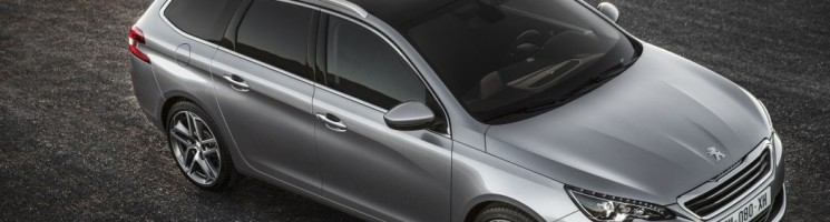 "Car of the Year auch ""Best of the Best"" in Sachen Design – Peugeot 308 SW"