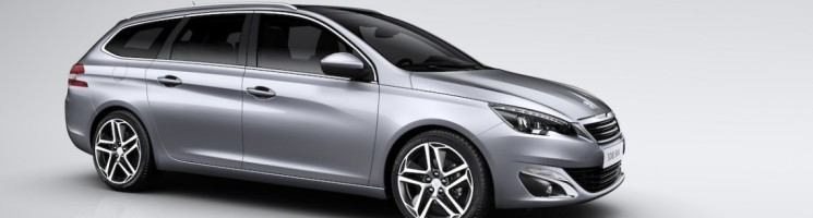 Peugeot 308 SW schnappt sich den Car of the Year Award 2014
