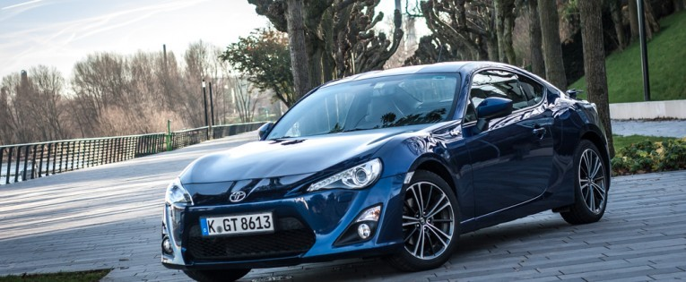 """Drift me like one of your French girls!"" – Toyota GT86 Fahrbericht"