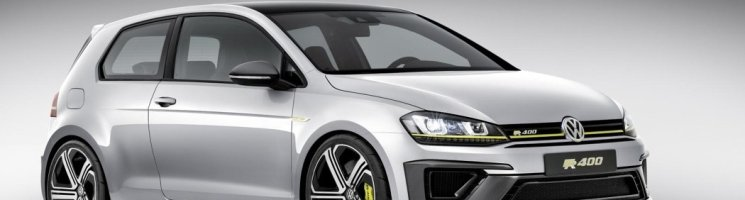 VW Golf R400 soll in Serie gehen – wait… what?!