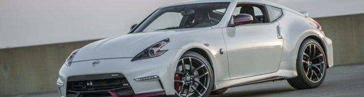 Was für's Auge: Erste Bilder zum 2015 Nissan 370Z Nismo